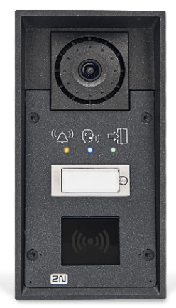 2n Ip Force 1 Button Pictograms 10w Speaker Card