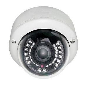 Dome Camera Day Night Antivandal Varifocal 2 8 10mm